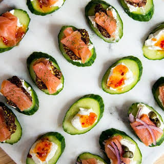 Classic Hors D'oeuvres.