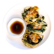 Seafood Jijimi (pancake)