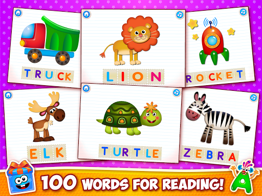 Baby ABC in box Kids alphabet games for toddlers android2mod screenshots 13