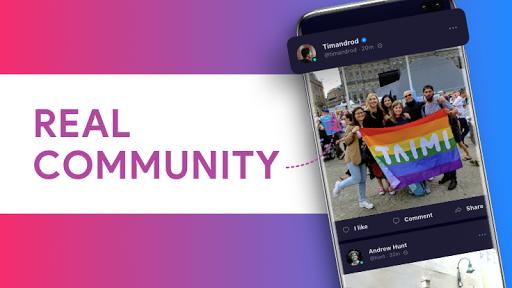 Taimi - LGBTQI+ Dating, Chat and Social Network 5.1.58 screenshots 4