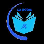 CA Notes