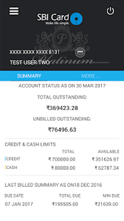 SBI Card- screenshot thumbnail