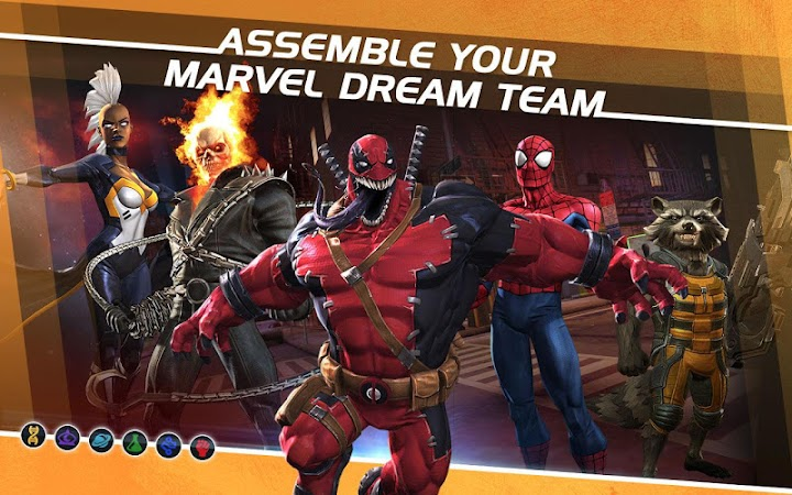 Marvel Contest of Champions v12.0.1 (Mod)