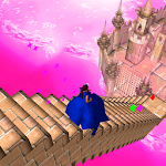 Cinderella 3D. Road to Castle. Icon