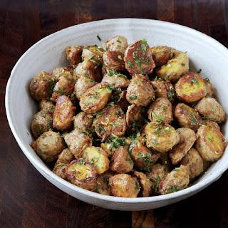 Parmesan-Roasted Potatoes