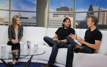 Photo: Saskatoon TV Interview