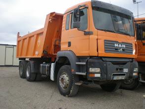 Photo: Fandos Used Trucks Tippers / Camiones de ocasión Dumper Basculantes (usados) MAN
