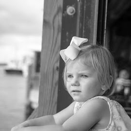 Lunch on the Bay by Kellie Jones - Babies & Children Children Candids