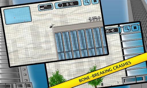 Stickman Base Jumper screenshot 5