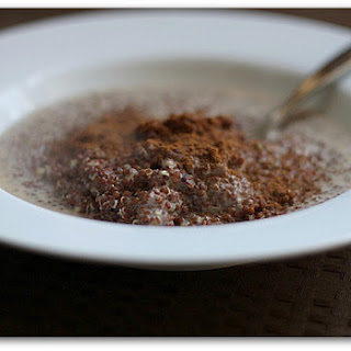 Red Breakfast Quinoa