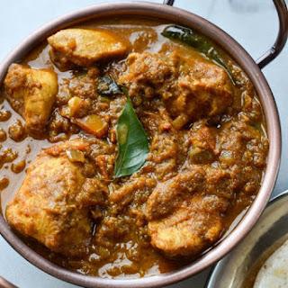 Malabar Chicken Curry.