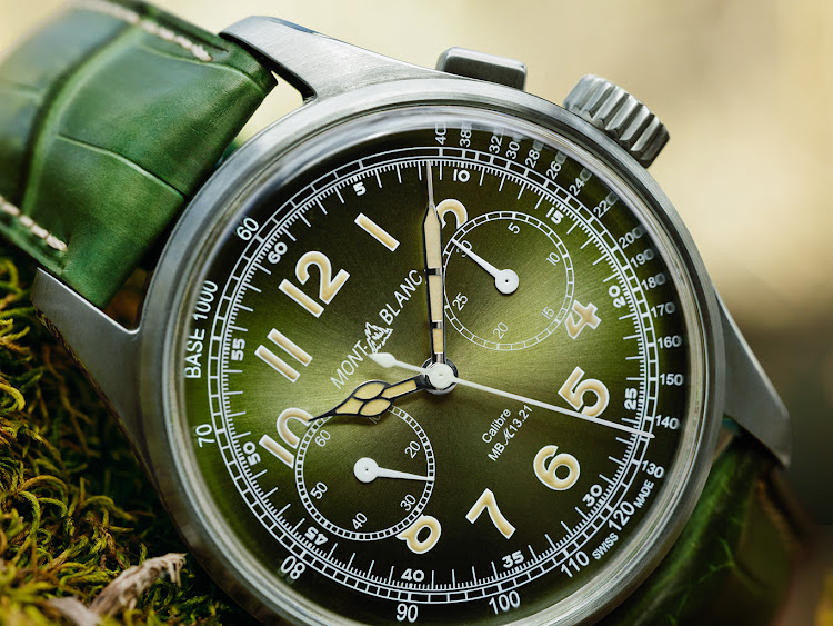 The 1858 Monopusher Chronograph Limited Edition