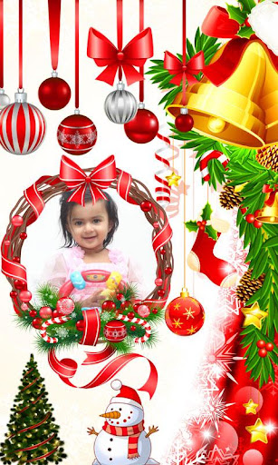 Christmas Photo Frame Effects