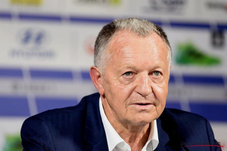 🎥 La communication surréaliste du président de Lyon après l'élimination en Coupe de France