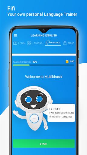 Learn Spoken English, Hindi, Tamil, Kannada Free 4.2.35 screenshots 2
