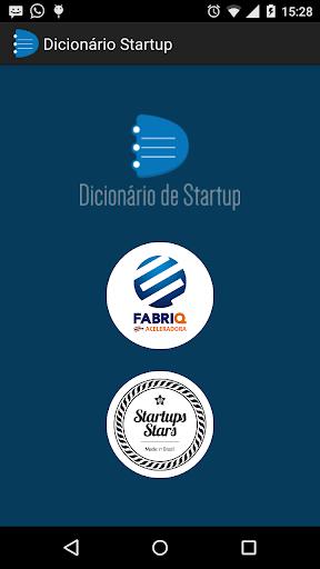 Dicionário Startup