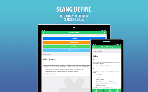 SlangDefine- screenshot thumbnail