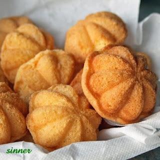 Kueh Bahlu ~ Mini Chinese Sponge Cake