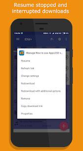 IDM Lite APK: Music, Video, Torrent Downloader 5