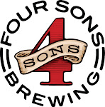 Logo for Four Sons Brewing