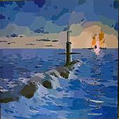 Crafty submarine shooter