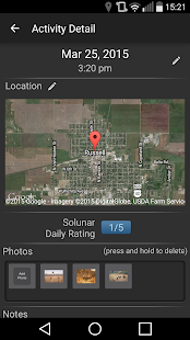 iHunt By Ruger - Hunting Calls & Solunar Tables- screenshot thumbnail