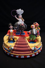 Photo: Circus Cake by Cakes by Curly (8/15/2012) View cake details here:http://cakesdecor.com/cakes/25268