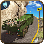 Army Truck Military Transport Icon