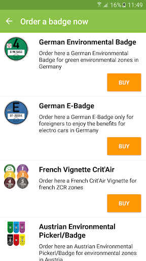 Green-Zones app (apk) free download for Android/PC/Windows screenshot