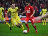 Oostende en Standard komen niet tot scoren in een match met drie rode kaarten