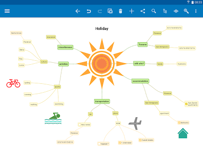 SimpleMind Pro - Intuitive Mind Mapping- screenshot thumbnail