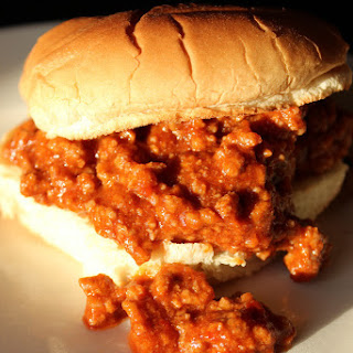 Not Your Momma's Sloppy Joe's