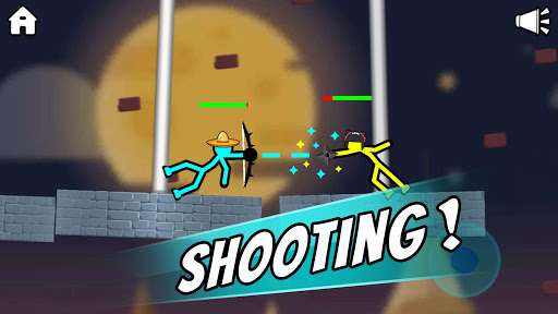 Stickman Clash - screenshot