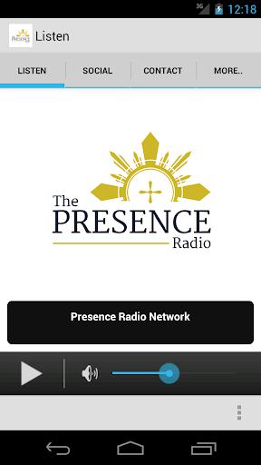 Presence Radio