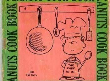 Lucy's Lemon Squares (peanuts Cookbook)