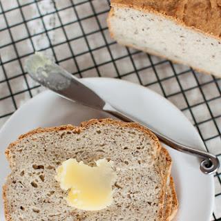 Gluten Free Vegan Sandwich Bread