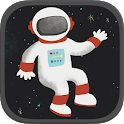 Space Games for Kids: Puzzles icon