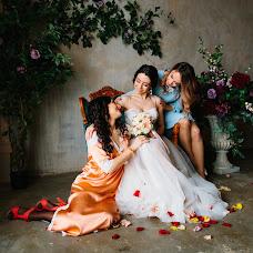 Wedding photographer Andrey Vasiliskov (dron285). Photo of 19.06.2017