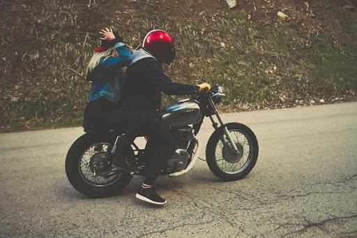 GPS導航摩托車