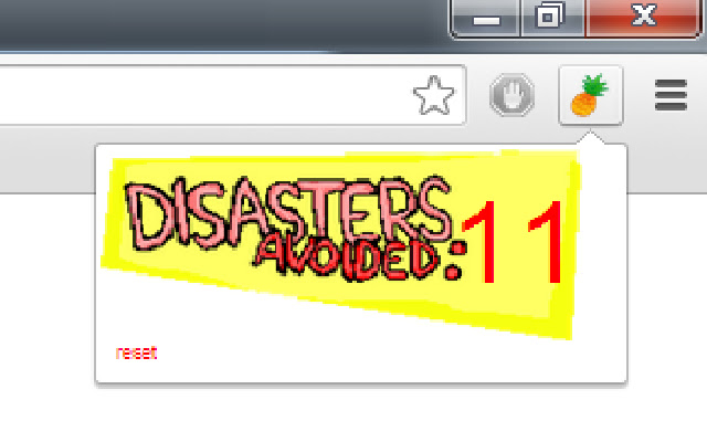 Disasters Avoided