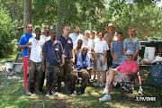 Photo: Volunteers at Chowan Creek