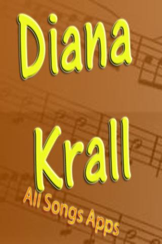 All Songs of Diana Krall