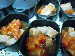 Photo: rougail de porc chaud
