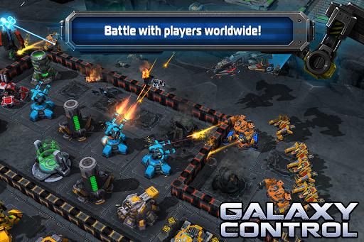 Galaxy Control: 3D strategy  screenshots 3