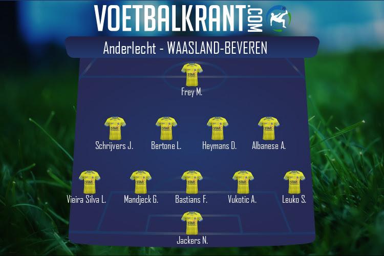 Waasland-Beveren (Anderlecht - Waasland-Beveren)