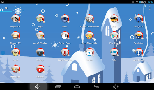 Santa Time Icon Pack- screenshot thumbnail