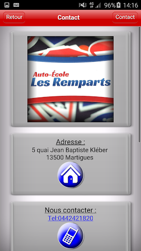 教育必備免費app推薦|Auto école les remparts線上免付費app下載|3C達人阿輝的APP