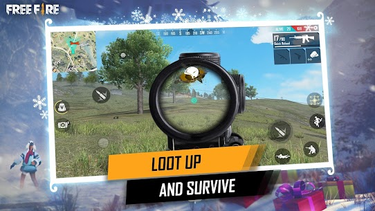 Garena Free Fire: Winterlands App Download For Android and iPhone 8