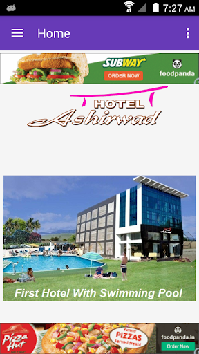 Ashirwad Hotel