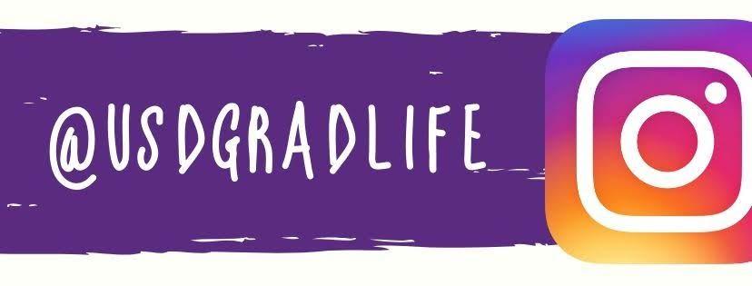 USD Grad Life Instagram Page